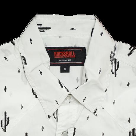 ROCK&ROLL SLIM FIT CACTUS L/S Shirts