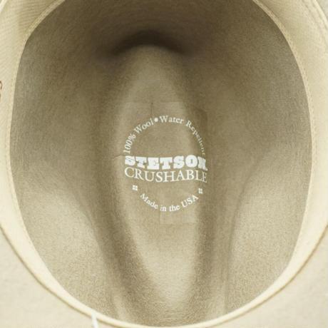 STETSON Wild Horse Hat(マッシュルーム)