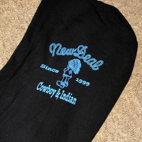 NewDeal Original pullover hoodie(ブラック)
