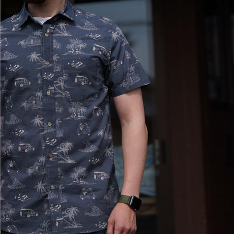 PENDLETON Shoreline Shirt(Navy)