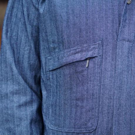 Key Fisher stripe L/S coverall