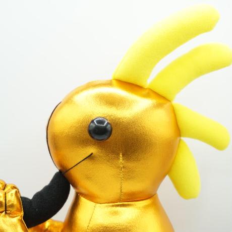 KOKOPELLI  GOLD sizeL