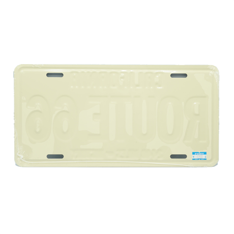 Import Licenses plate