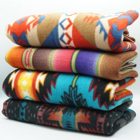 KOKOPELLI Fleece blanket
