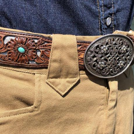 MATTSON'S L-Pocket Western Trousers