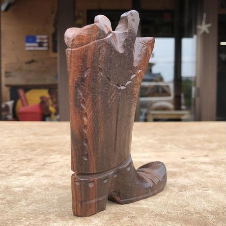 Desert iron wood Cowboy Boots sizeM