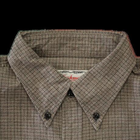 Cushman Pin check button down L/S shirt