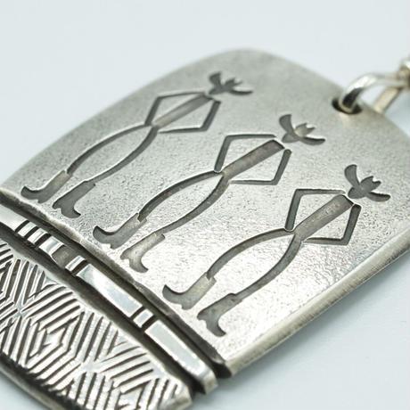 Indian Jewelry Top by Norbert Peshlakai(COWBOY)