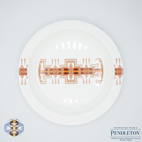PENDLETON Enamel Plate