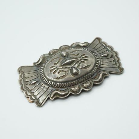 Indian Jewelry NAVAJO Loop Concho