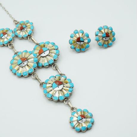 Indian Jewelry ZUNI Set