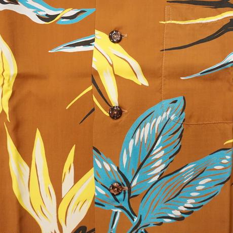 "KEONI OF HAWAII ""BIRD OF PARADISE"" 1998 size S"