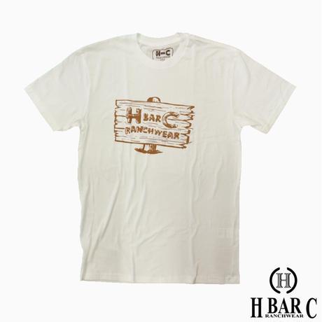 H BAR C Tee