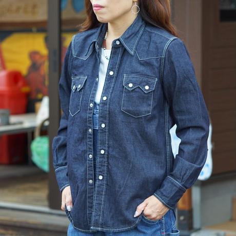 TCB jeans Dude Ranch Shirt 8.5oz Denim