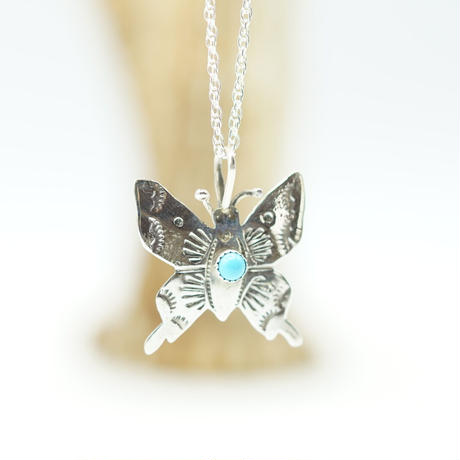 Indian Jewelry butterfly NAVAJO Top