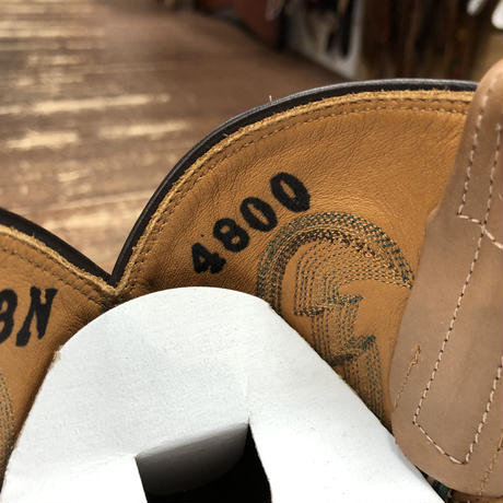 Rios of Mercedes western boots