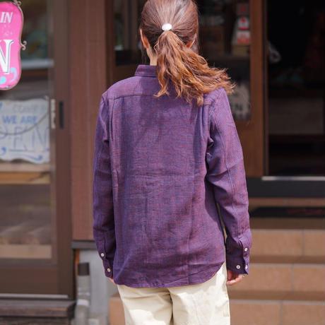 Four Seasons Garage L/S Jewel Beetle Pattern shirt
