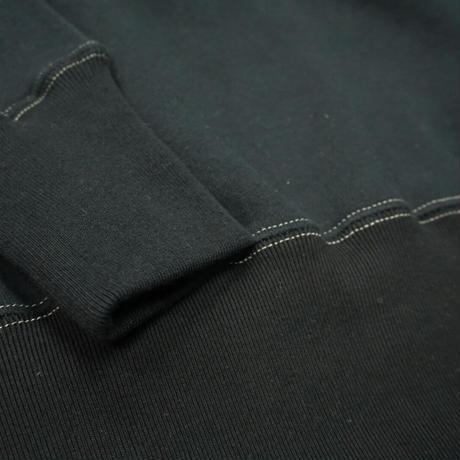 Cushman One pocket sweat(ブラック)