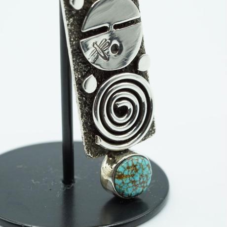 Indian Jewelry NAVAJO Top by Alex Sanchez
