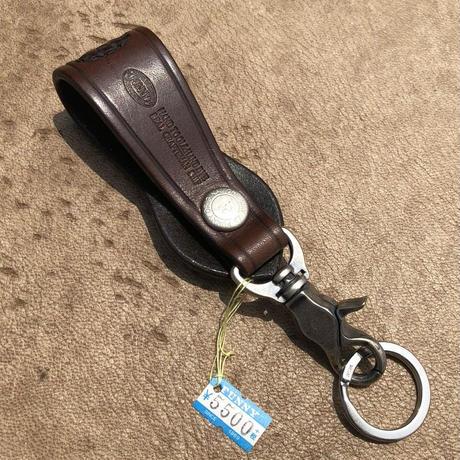 FUNNY Arrow head loop key holder Basket(ブラウン)