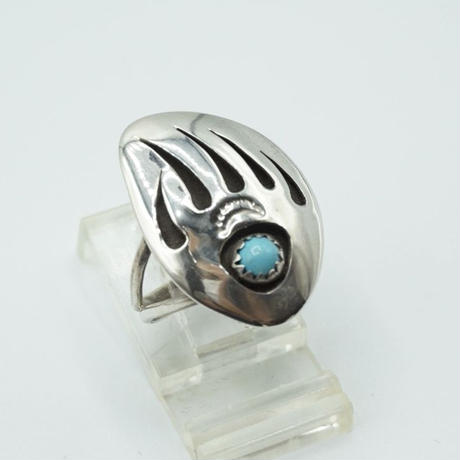 Indian Jewelry NAVAJO Ring size 11