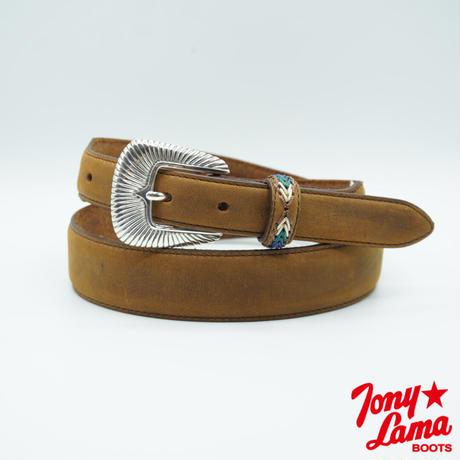 Tony Lama Western Belt size 36インチ