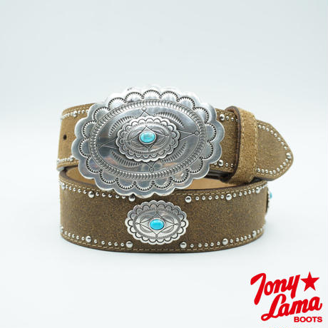 Tony Lama Western Belt size 30インチ