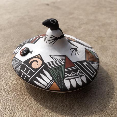 Indian Acoma Pueblo Pottery by Carolyn Concho