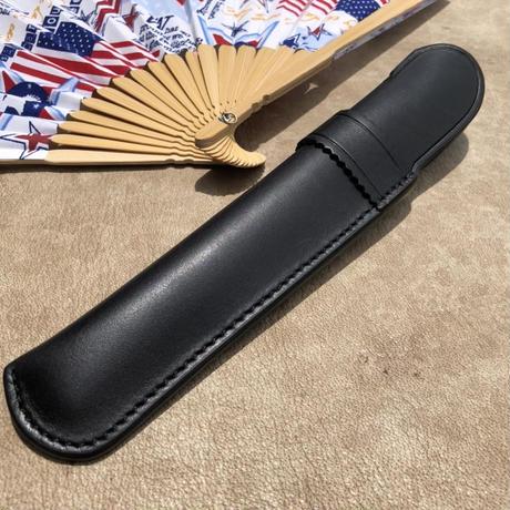 FUNNY Folding Fan Case(ブラック)