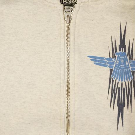 GUNZ THUNDERBIRDS sweat f/z parka(ナチュラル)