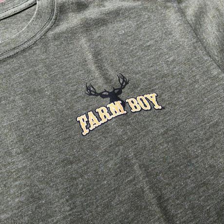 FARM BOY RACKA HOLIC TEE(グリーン) size L