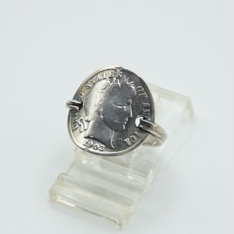 NORTH WORKS 10¢ Ring #12