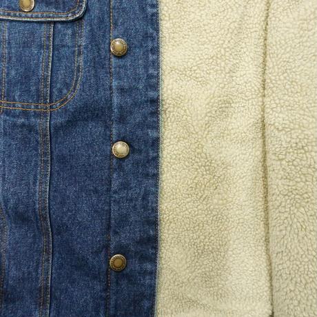 Wrangler Boa jacket(ストーンウォッシュ)