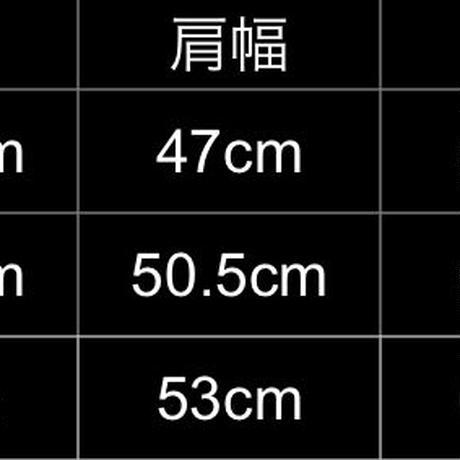 Cushman Half zip panel sweat(クリーム&ブラック)