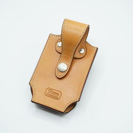 FUNNY Hand phone case cordovan by Kubo Takahiro