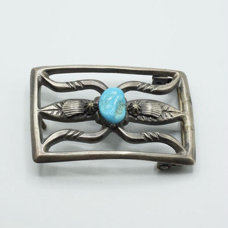 Indian Jewelry 1.6inch NAVAJO Buckle