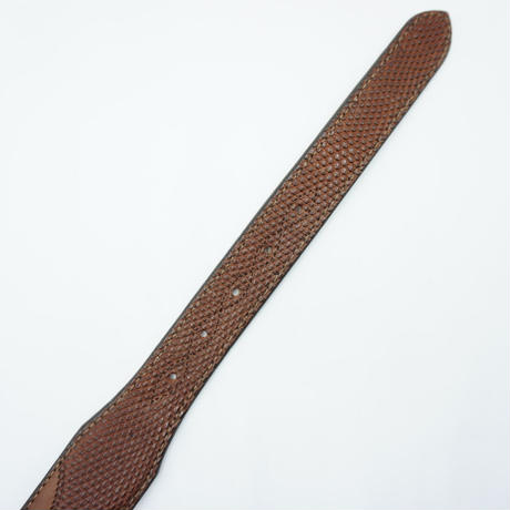 FUNNY Western Lizard Belt size 38