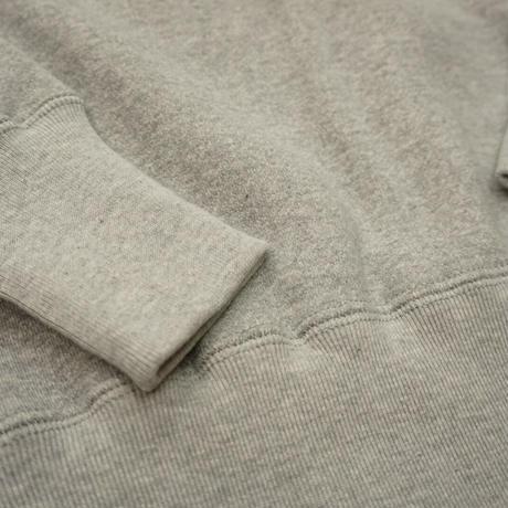 Cushman One pocket sweat(グレー)