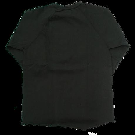GUNZ BEARKAT ETHYL Three quarter Tシャツ(ブラック)