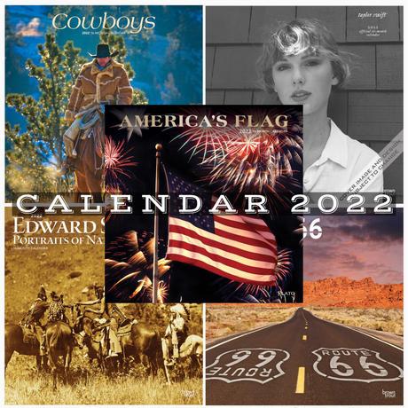 brown trout calendar 2022