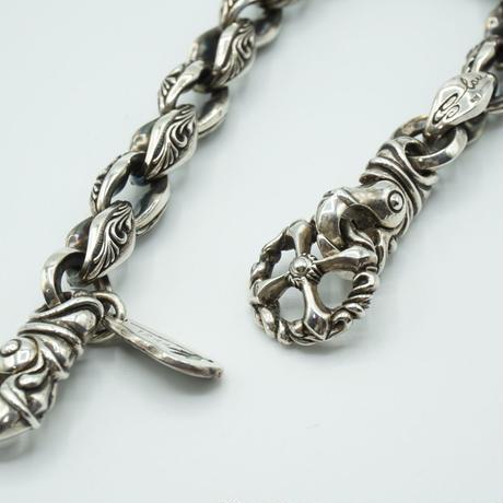 Slow Scroll Link Bracelet