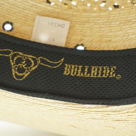 BULL HIDE straw Hat