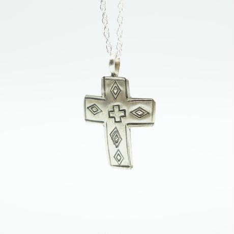 Indian Jewelry cross NAVAJO Top