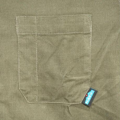 KAVU Loop Shirts(カーキ)