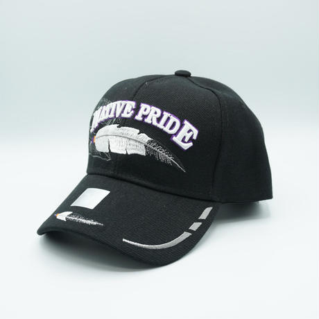 Cap NATIVE PRIDE FEATHER