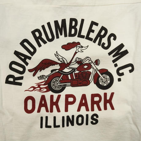 GUNZ S/S ROAD RUMBLERS Tee #441G094
