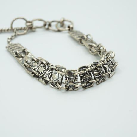 Indian Jewelry Chain bracelet by Kevin Ramone-1