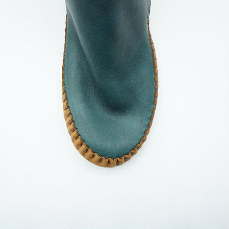 FUNNY Moccasin Squaw Boots