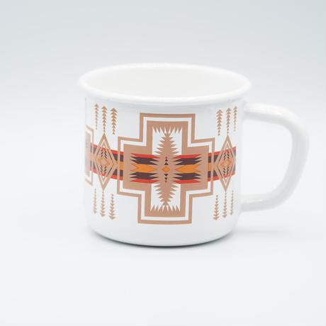 PENDLETON Enamel Mug Cup