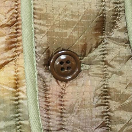 Cushman Soft nylon quilting Jacket(カーキ)